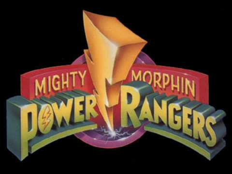 Mighty Morphin power ranger tv show theme and movie theme ...