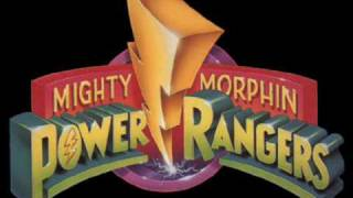 Mighty Morphin power ranger tv show theme and movie theme song