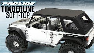 Pro-Line TimberLine Soft-Top