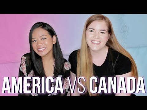 WHAT UNIVERSITY IS REALLY LIKE | Canada VS USA