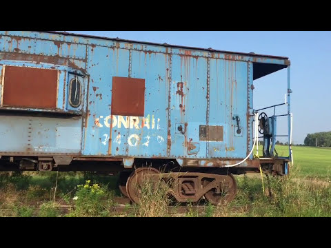 Conrail 24029 first inspection 9/6/15