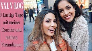 3 zu lustige Tage mit meiner Cousine und meinen Freundinnen I XXL Vlog I Soraya Ali