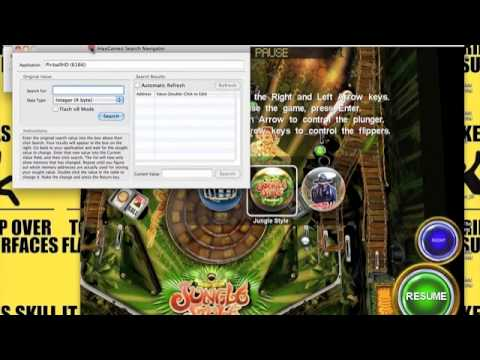 How To Hack Pinball HD