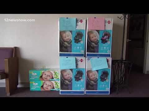Southeast Texas Mother In Shock After Finding Out She Is Pregnant With Quadruplets