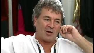 A candid Ian Gillan interview from the 2001 Deep Purple USA tour