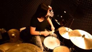 Black Sabbath  :  Cross of thorns  - DrumCover