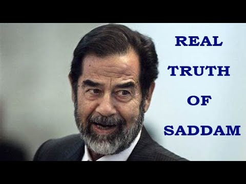 I destroyed Saddam's Statue,  now I want him back in Iraq