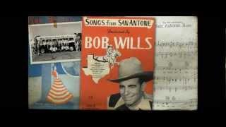 Bob Wills & His Texas Playboys - San Antonio Rose