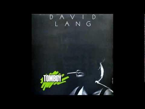 David Lang - Tomboy (1987)