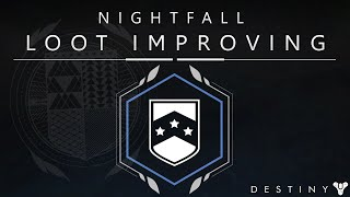 Destiny: DAT CLUTCH DOE! - Better Nightfall Rewards (Finally Improving! )