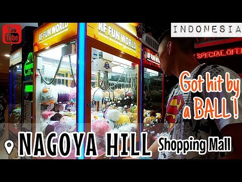 Travelogue | Nagoya Hill Shopping Mall  ♦Indonesia♦ [October 2018, EP 3]