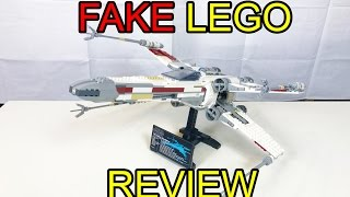 Lepin Red 5 X-Wing UCS Review