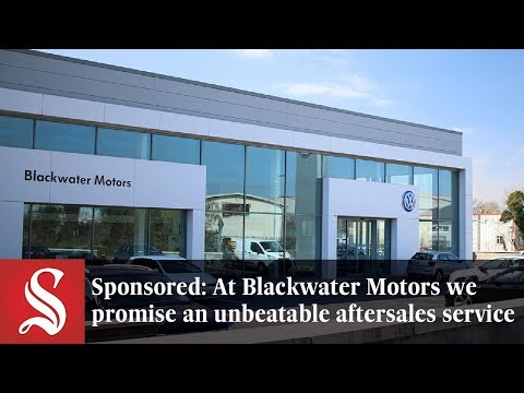 At Blackwater Motors We Promise An Unbeatable Aftersales Service
