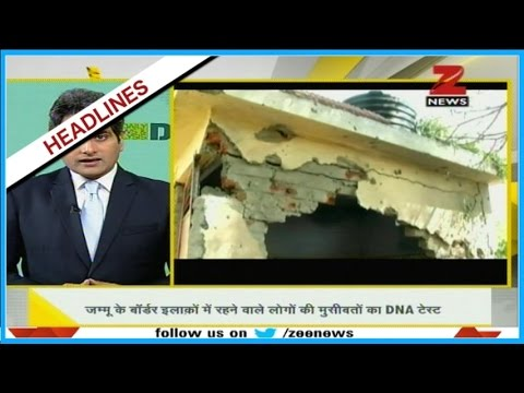 DNA: Pakistan's ceasefire violations - When will India take action?