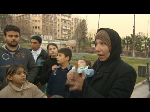Thousands of Syrians internally displaced