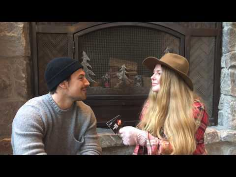 FWC's Alexandra Staseson Chats With Giacomo Gianniotti Starring In Film, ACQUAINTED
