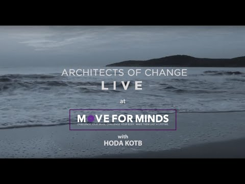 Architects of Change LIVE at Move for Minds New York 2016