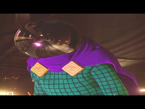 Spider-Man PS4 - Mysterio Boss Fight
