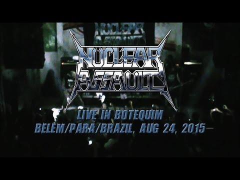 Nuclear Assault - Full Show (Live in Botequim, Belém/ Pará/ Brazil, Aug 24, 2015) HD