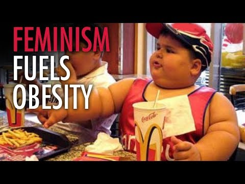 How feminism has fuelled obesity crisis