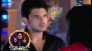 Karan Kundra   Kritika Kamra Scene In BDKTH + PKB Special Episode - 24th December 2009.flv