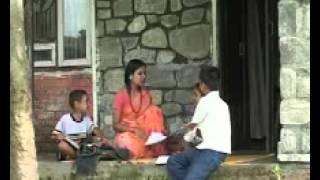 Kasari Dhanu Maile Dharadhara Runchh Mero Man by Prajapati Parajuli - SangeetSansar.com