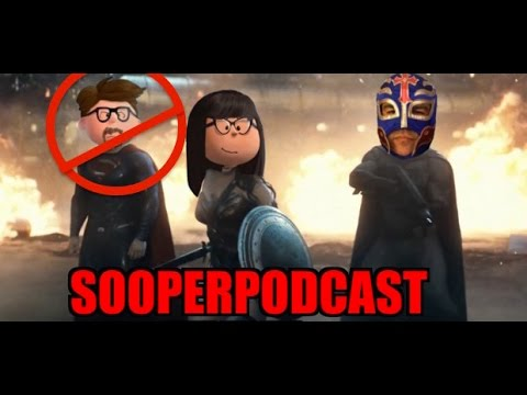 SooperPodcast #199!! Blantonly Wantonly Hates Beyonce!! With Jessica Heddings