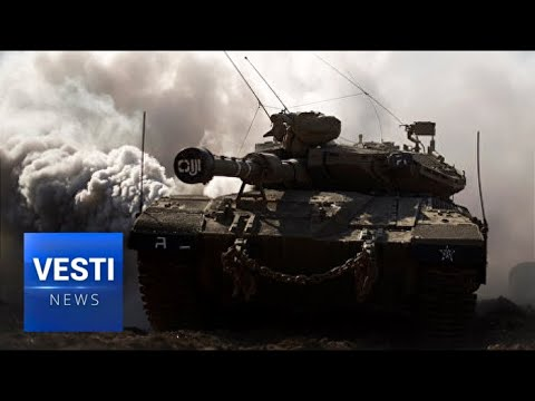 Israel Enters the Fray: Two Fighter Jets Attack Airbase, Syrian Air Defenses Parry Missile Salvo