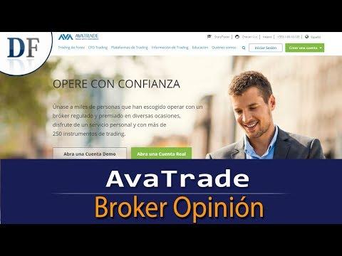 AvaTrade.com Opinión 2017- Por ES.DailyForex.com
