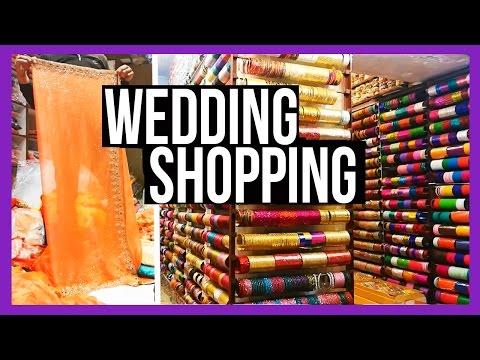 My Wedding shopping VLOG   #DomalJi (Delhifashionblogger)