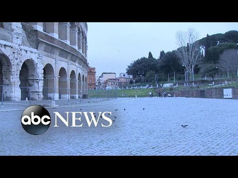 Italy On Lockdown Over Coronavirus L ABC News