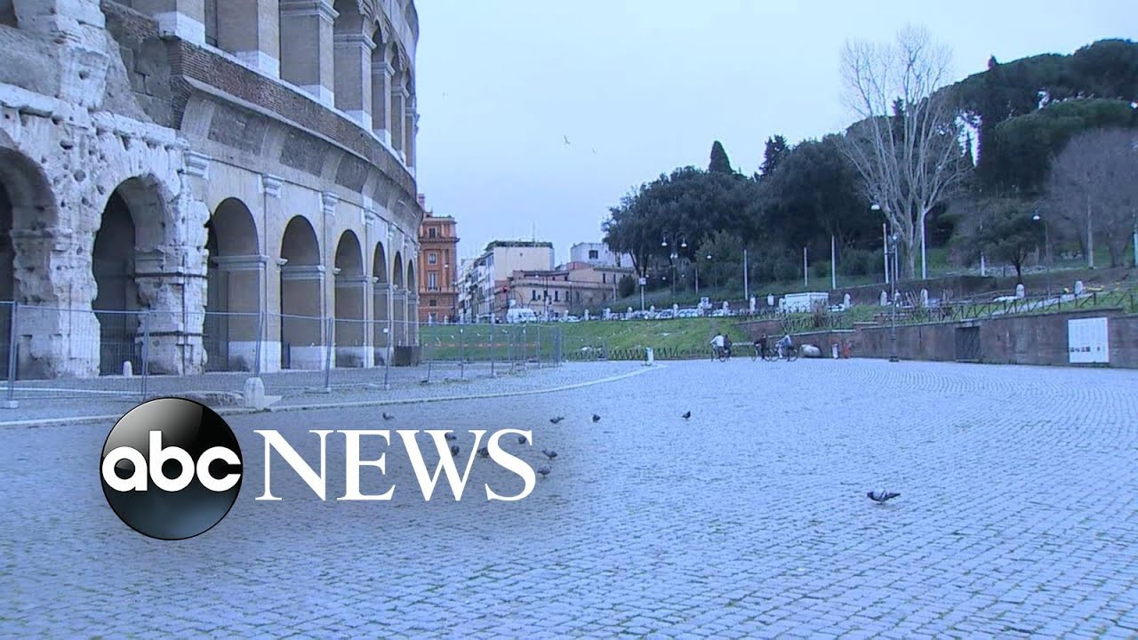 Italy on lockdown over coronavirus
