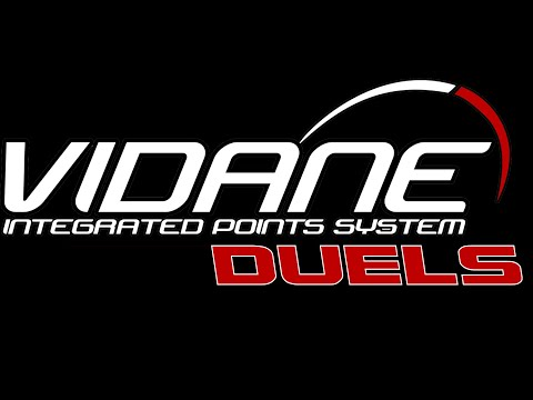 Vidane Integrated Points System Duel 1 live from Daytona