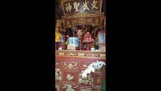 """Sự thật về pho tượng """"cố Chủ tịch nước Trần Đại Quang ở Bà Nà Hills"""" đặt ngang hàng đức Thánh Trần"""