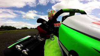 onboard kz2 athboy karting centre