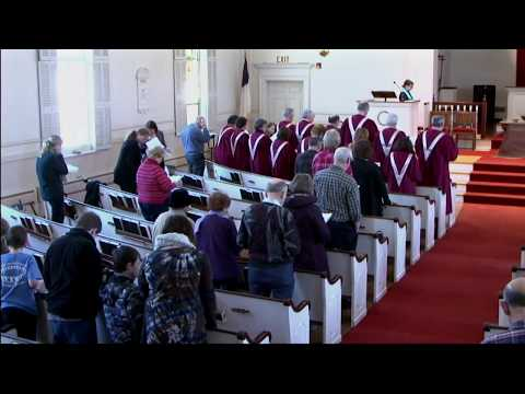 Central Square Congregational Church Sunday Worship 03/12/2017