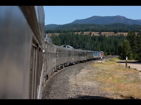 Train Ride on the Feather River Express