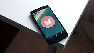 Полный обзор Android 6.0 Marshmallow