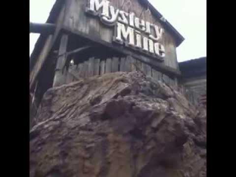 Mystery Mine-Dollywood-Pigeon Forge, Tn.