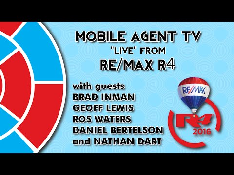 """""""LIVE"""" from RE/MAX R4 2016"""