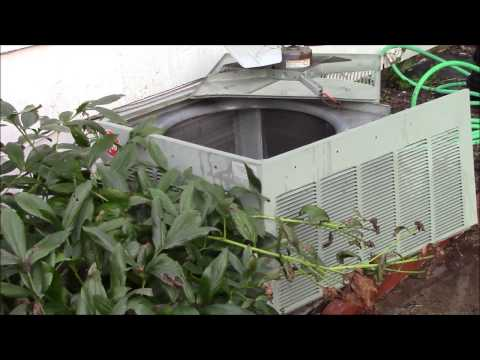 Rheem A/C service video and decoding the data plate part 1