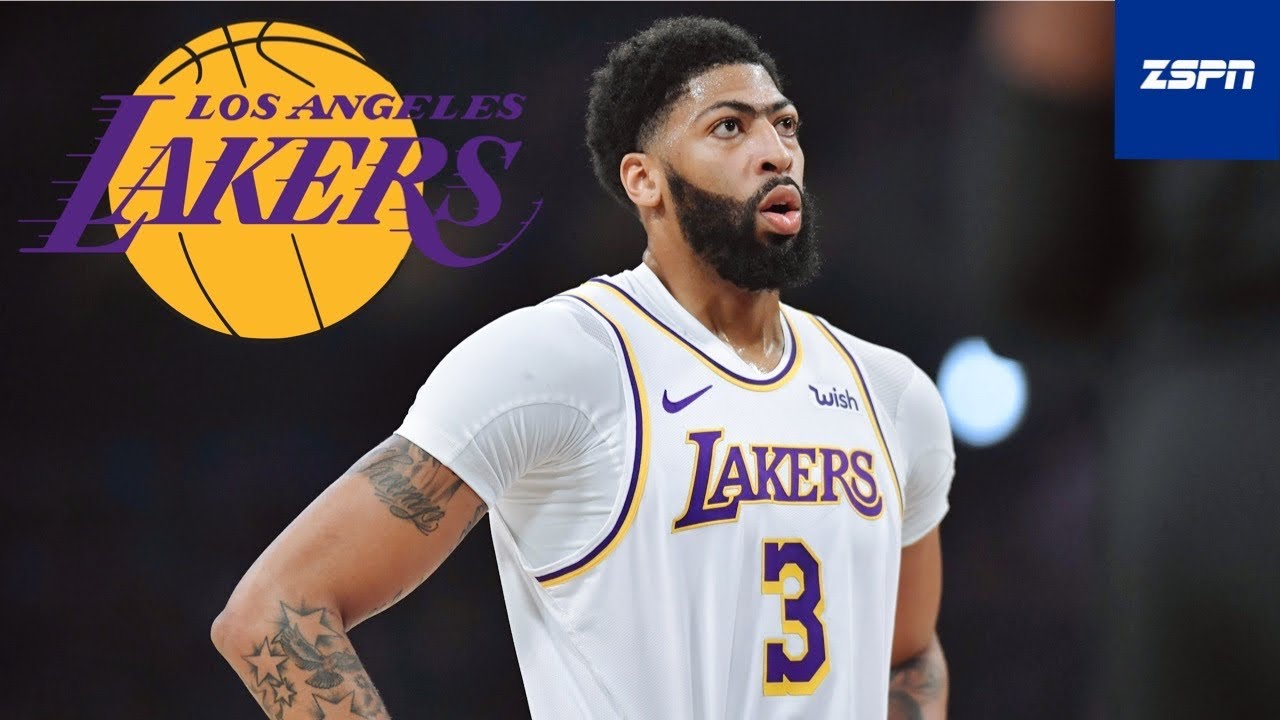Anthony Davis declines Lakers' extension offer, still expected to re ...