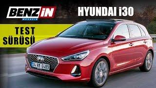 Yeni Hyundai i30 1.4 T-GDI test 2017