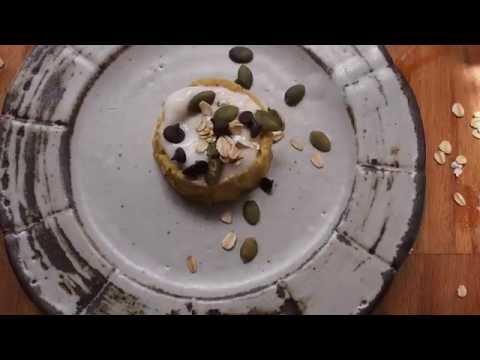 Fit Bakery by Baika Ep.1 เค้กฟักทองไร้มัน ไม่ต้องใช้เตาอบ คลีน100%