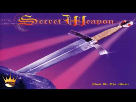 Secret Weapon - Must Be The Music (Vocal Version)