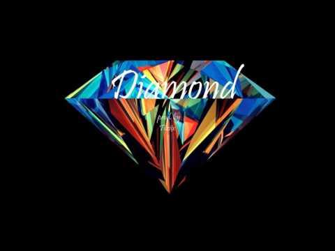 "[HARD TRAP RAP BEAT] ""Diamond"" Tiiziix Beats | 2017"