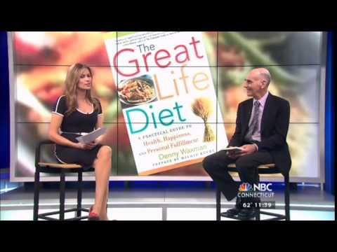 Discussing Macrobiotics on NBC Connecticut