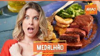 Medalhão de carne ao molho madeira | Rita Lobo | Cozinha Prática