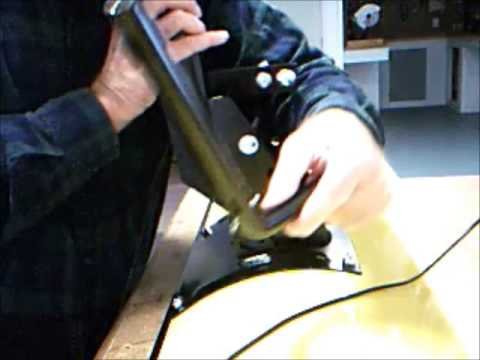 """Assembly & Installation of a 46"""" Snow Blade on a John Deere L130 Mower"""