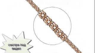 видео Виды плетения золотых цепочек: разновидности цепей из золота для женщин и мужчин